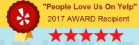 Intempus 2017 Yelp Award