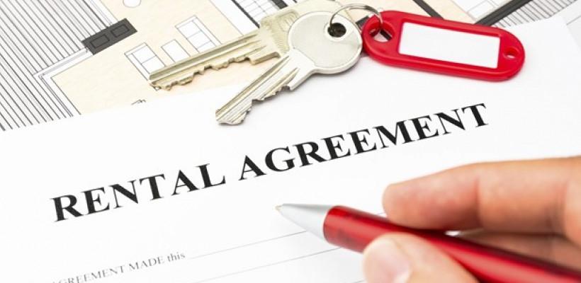 Rental Agreement Image